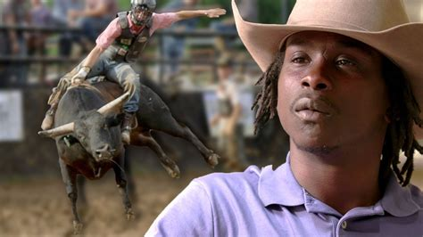 Being a Black Bull Rider in a Majority White Sport - VICE